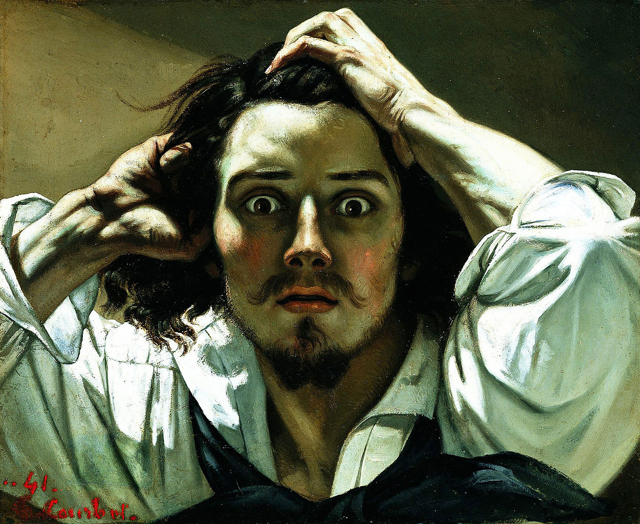 Gustave_Courbet_Desparate_Man