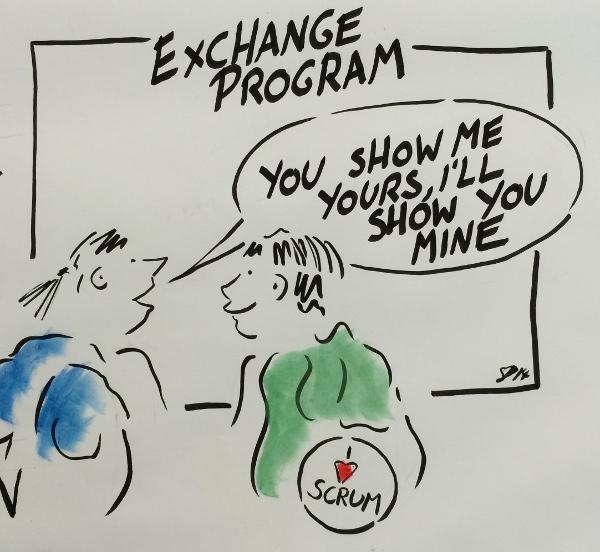 Exchange-Programme